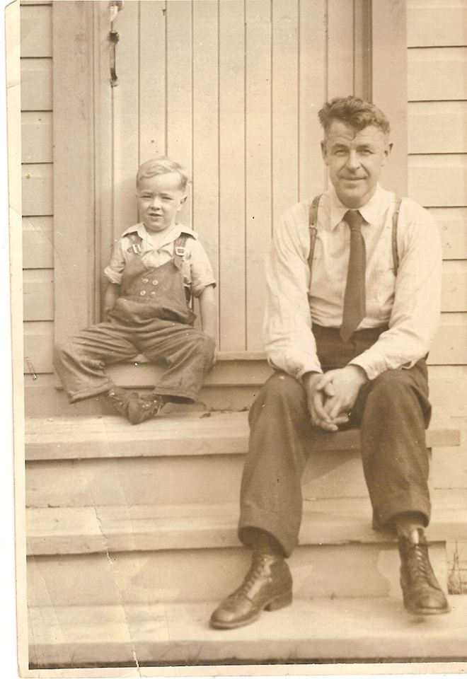 Jimmy and Warren Hickey
