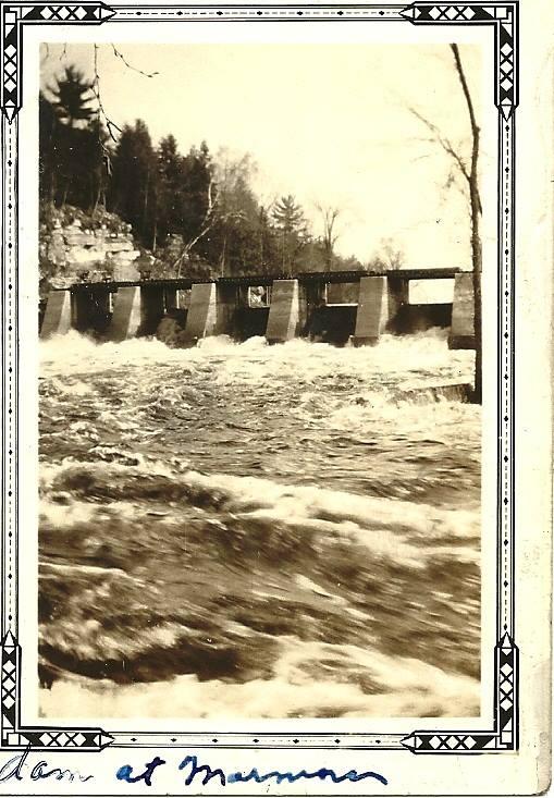 Marmora Dam 1936
