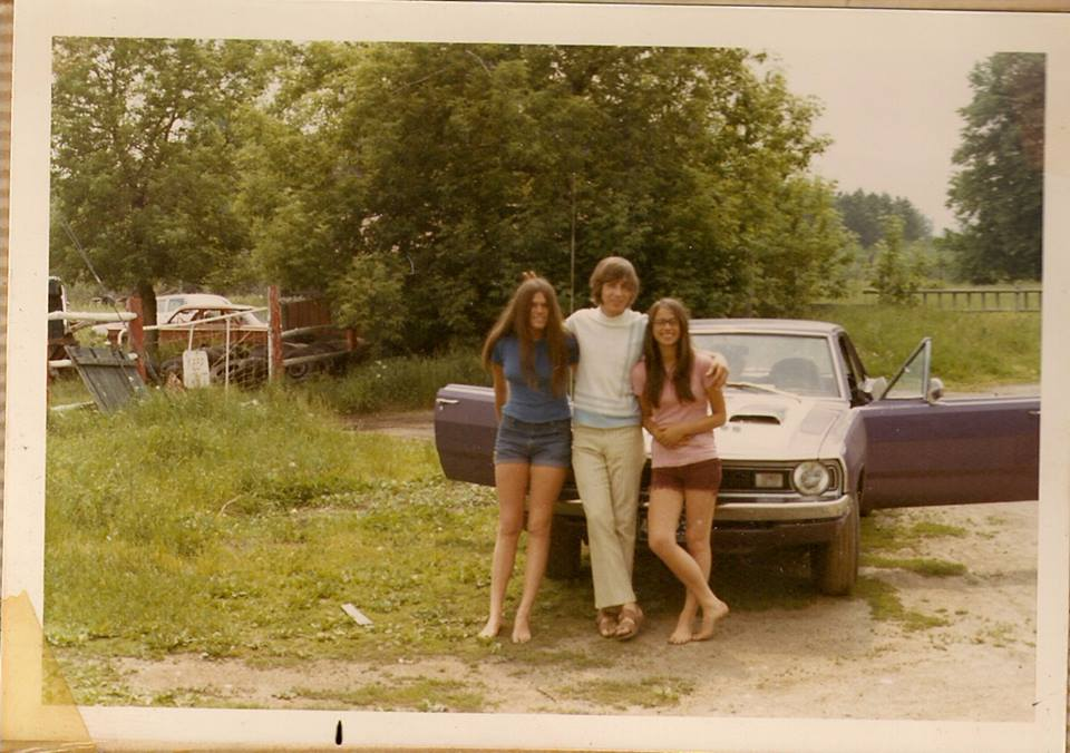 Donnie Bronson 1970 at Fairgrounds
