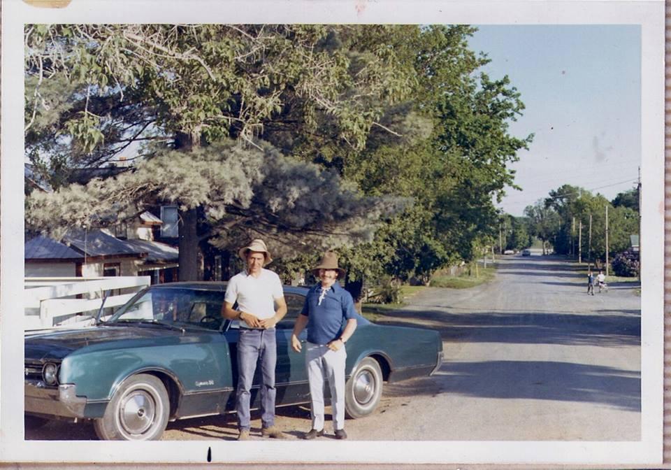 Larry Phillips and Glen Acorn, William Street
