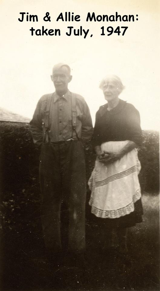 Jim and Allie Monahan