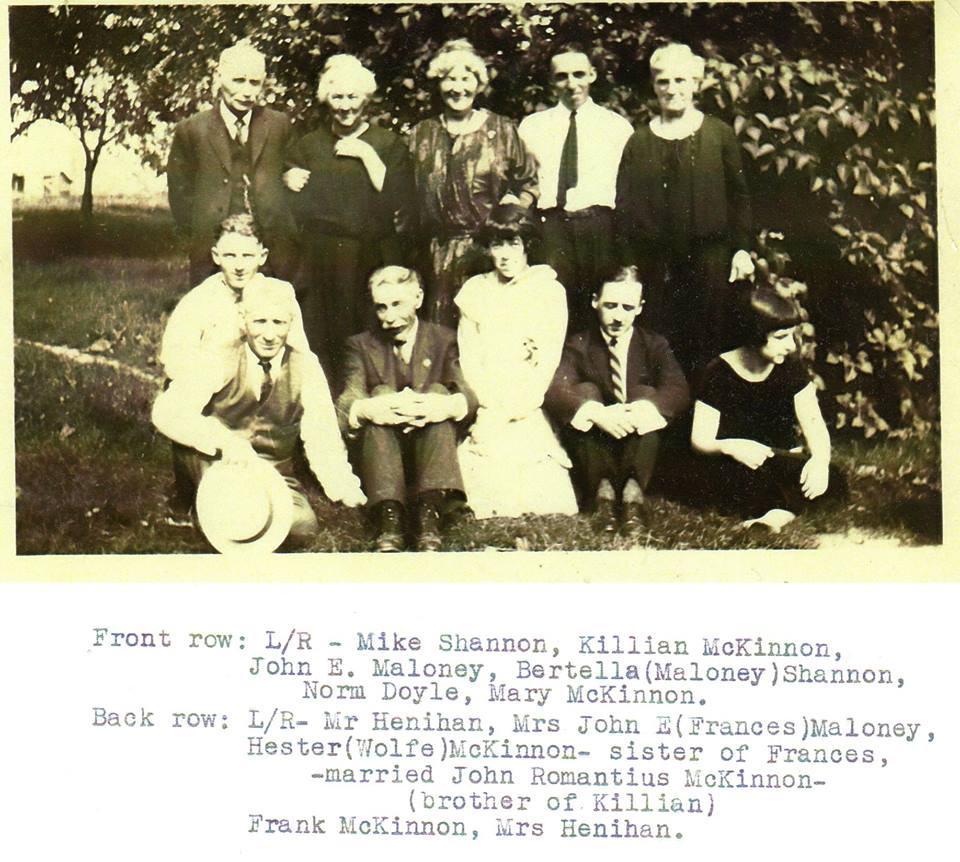 McKinnon Family