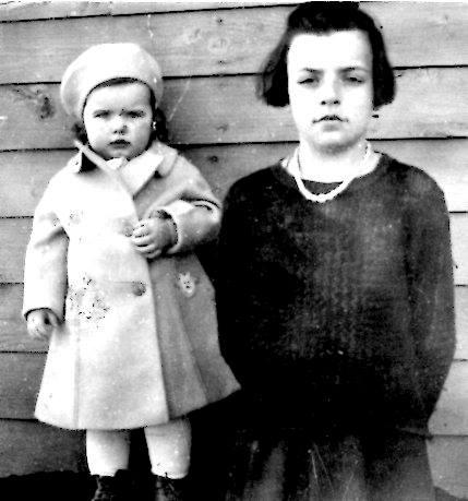 Wilma McKinnon & Marjorie Maloney