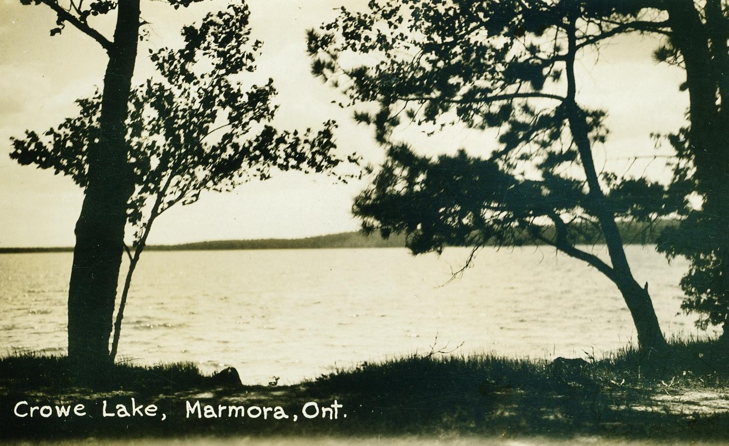 Crowe Lake,  Marmora.jpg