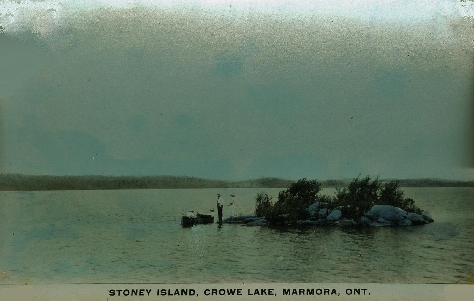 Stoney Island, Crowe Lake, Marmora,  1936.jpg