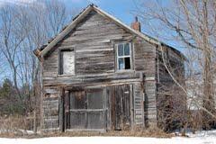 Blairton Mine Manager's house