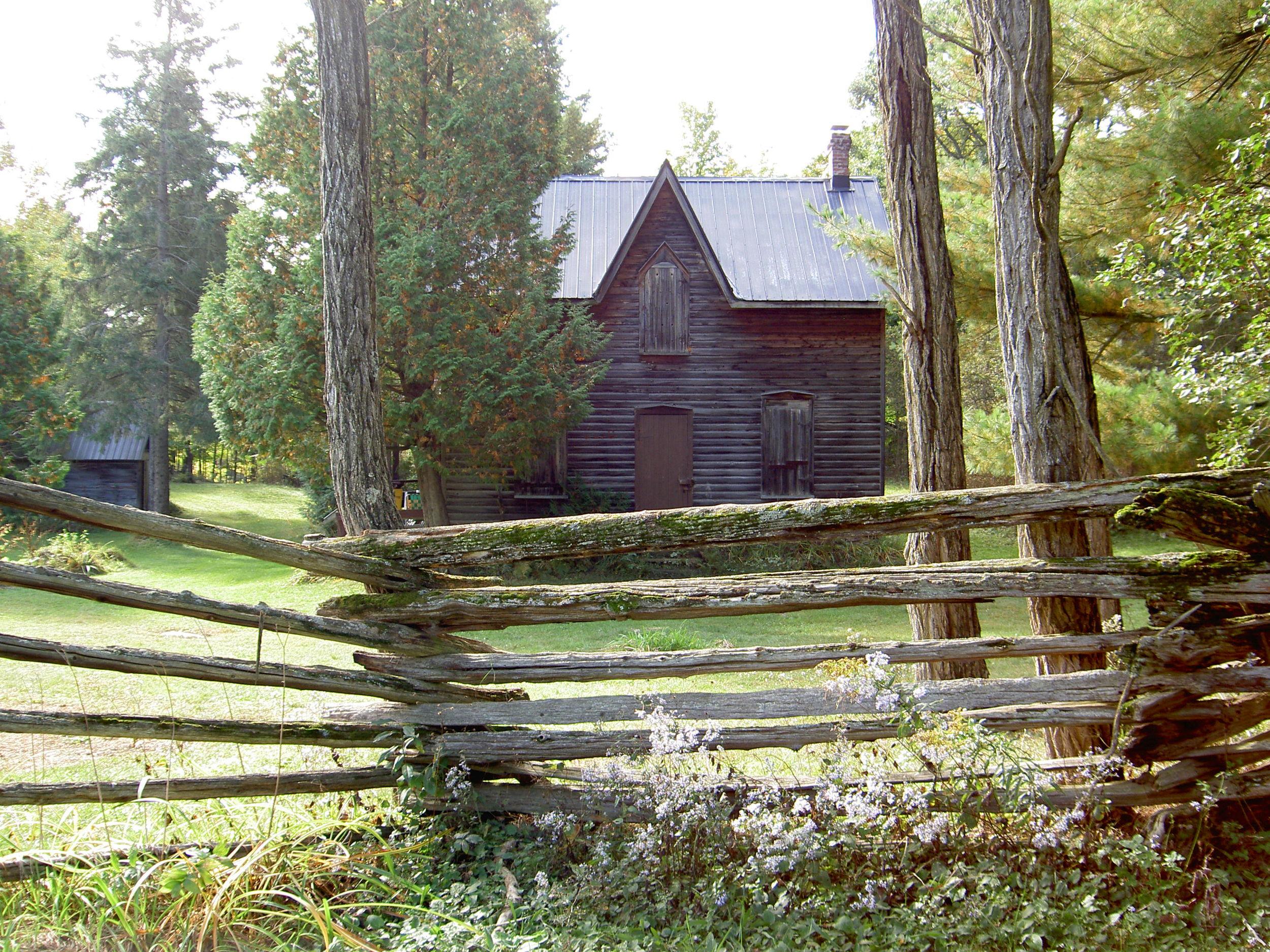 Seasonal residence now owned by Darren Neill