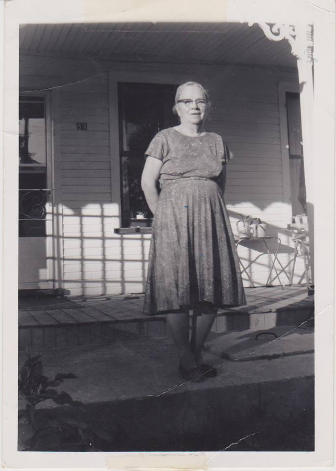 Flossie Hinds - Bursthall St.