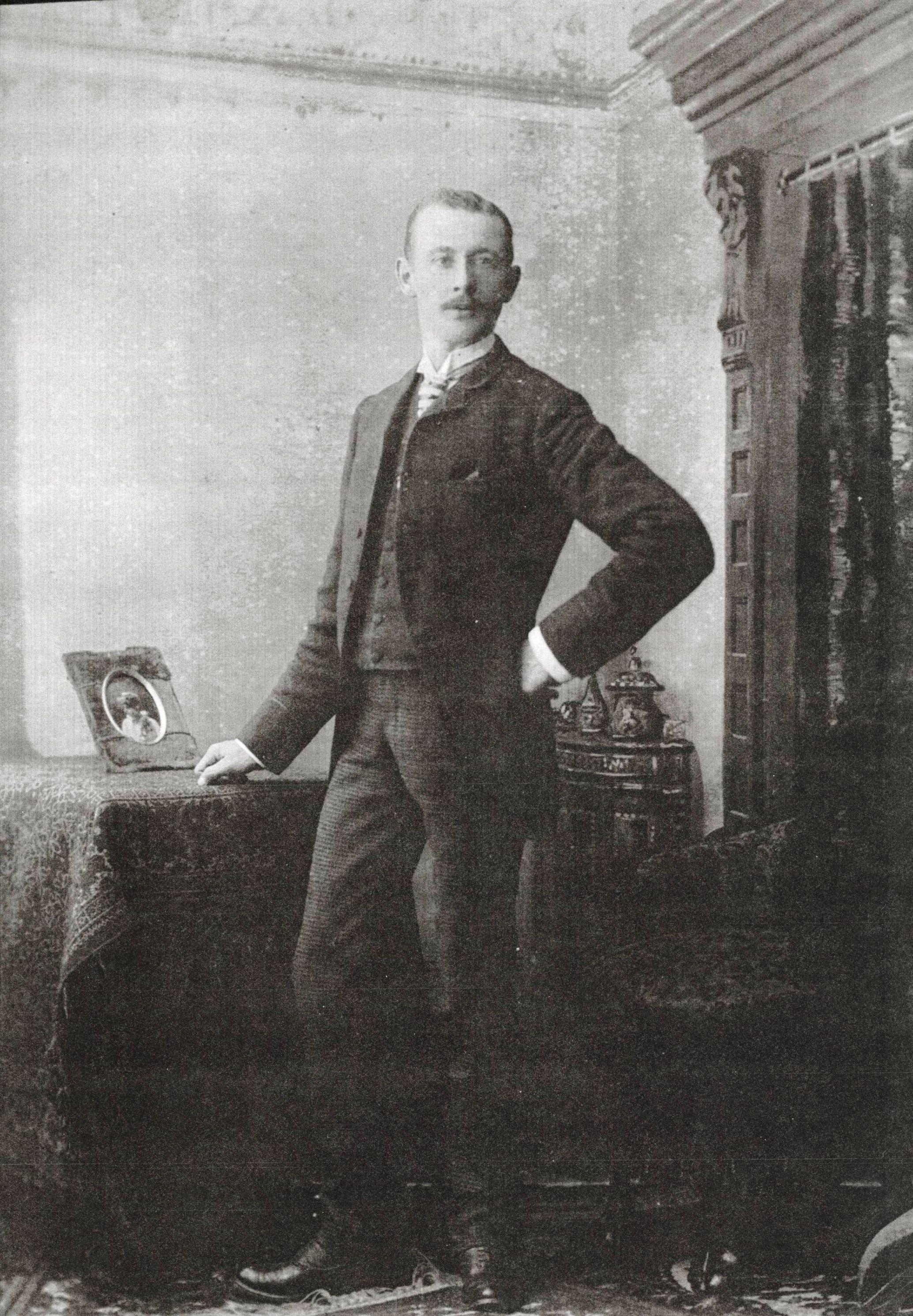 George William Bleecker 1824-1895