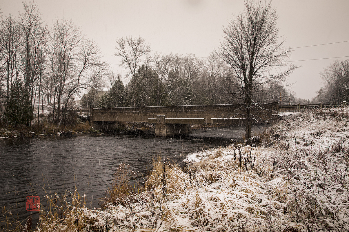 The beaver creek bridge by Davillusion. While it hasn't disappeared yet, it is scheduled to be replaced this summer. 2015