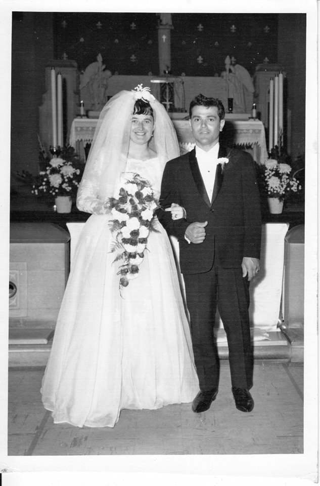 Theresa Ann Gallagher married Leo Speciale in Toronto. She was only child of Charlie Gallagher & Theresa (O'Neill). First cousin of McKinnons, Maloneys. Her Dad was oldest in Michael Gallagher/Margaret (Connors) family - he had 3 sisters: Madeline Maloney, Myrtle McCormick, Helen McKinnon.