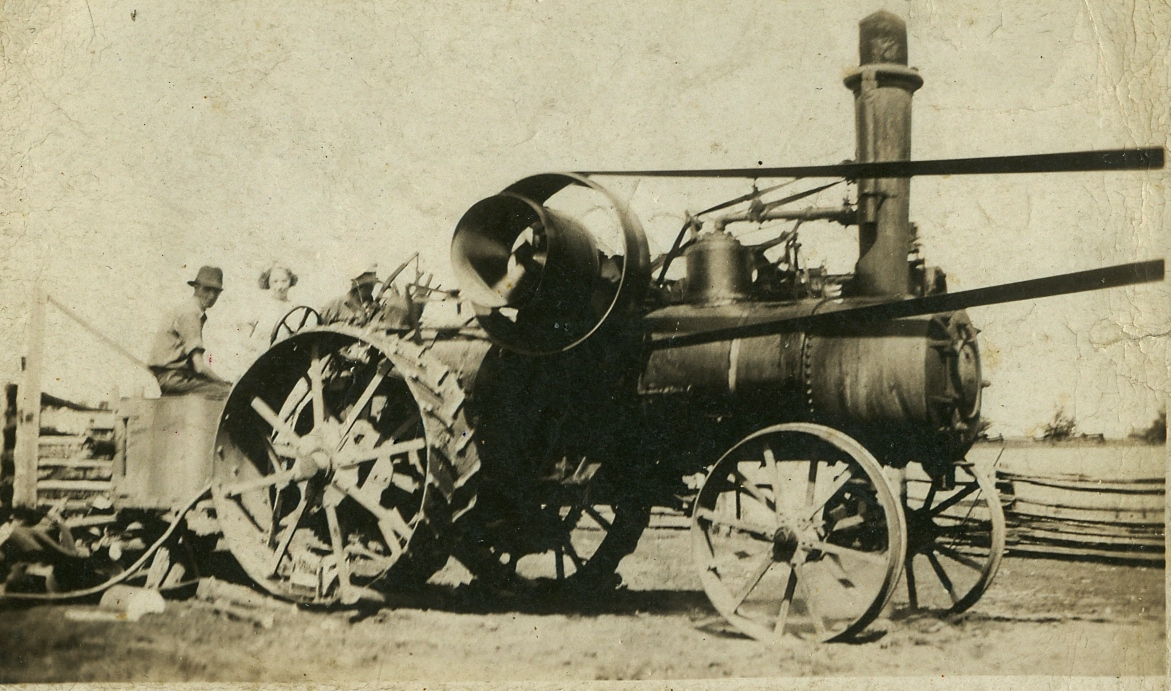 the vansickles' steam engine