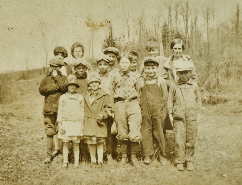 Vanisckle School c. 1927
