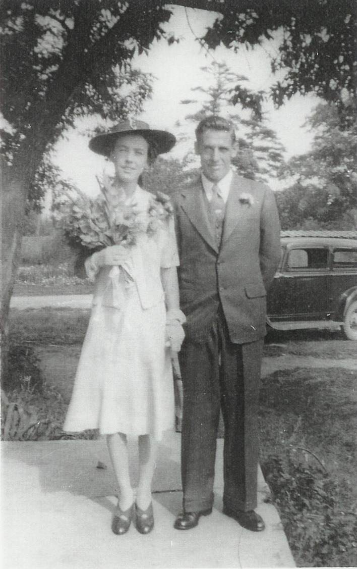 1940 Doris & John VanVolkenburg