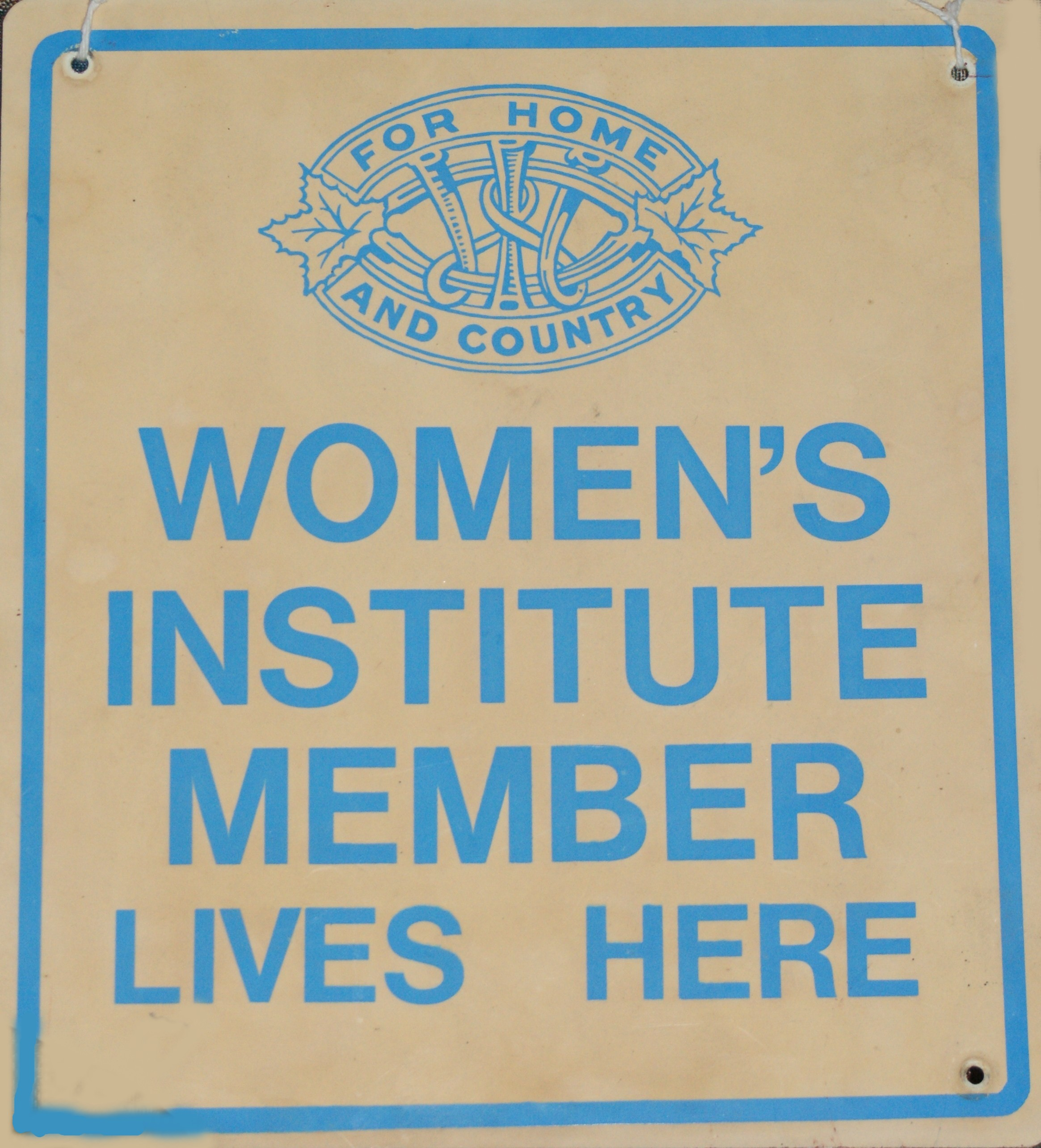 Groups Women's Institute.JPG