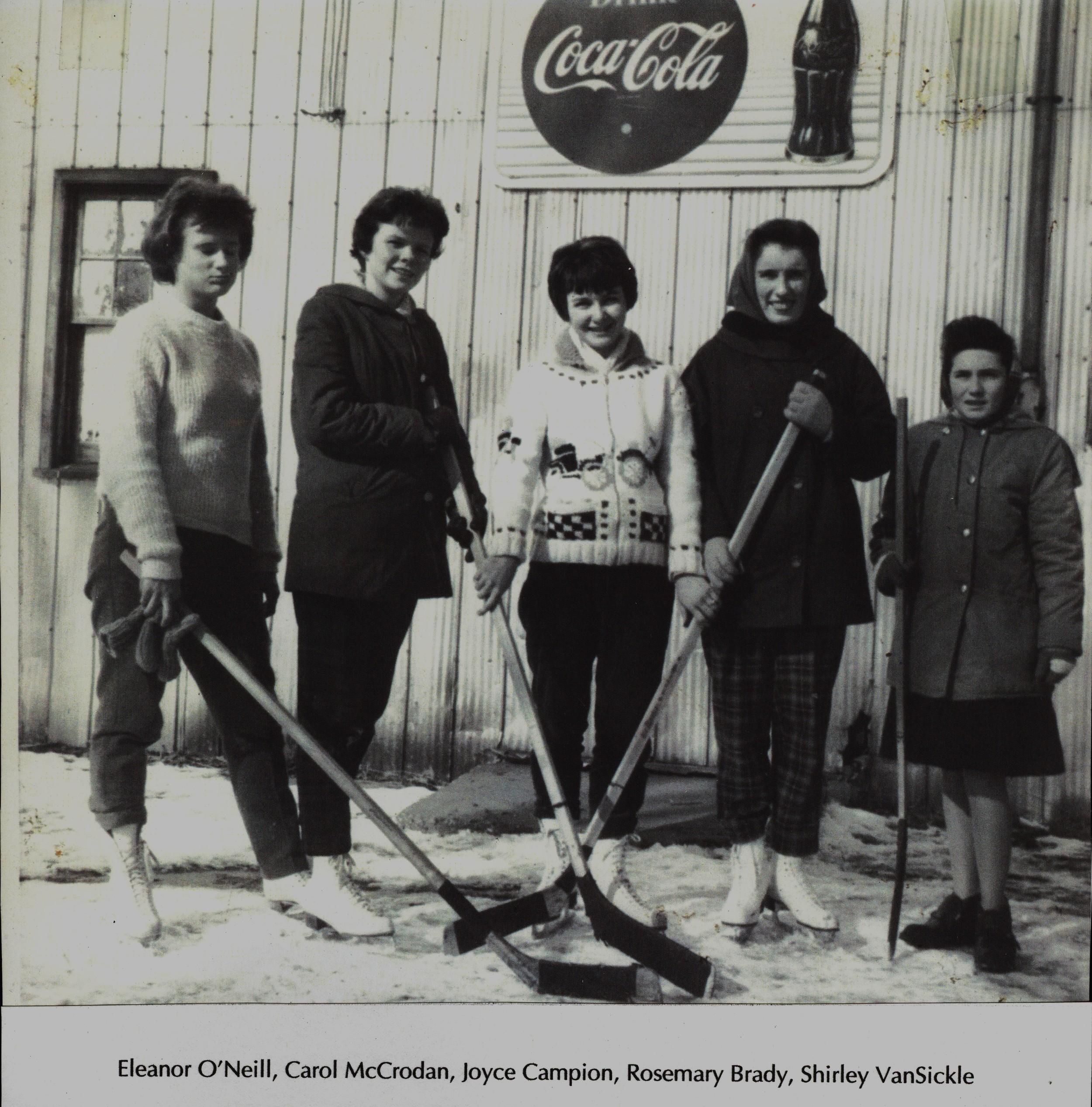 Eleanor O'Neill, Carol McCrodan,  Joyce Campion,  Rosemary Brady, Shirley Vansickle.jpg