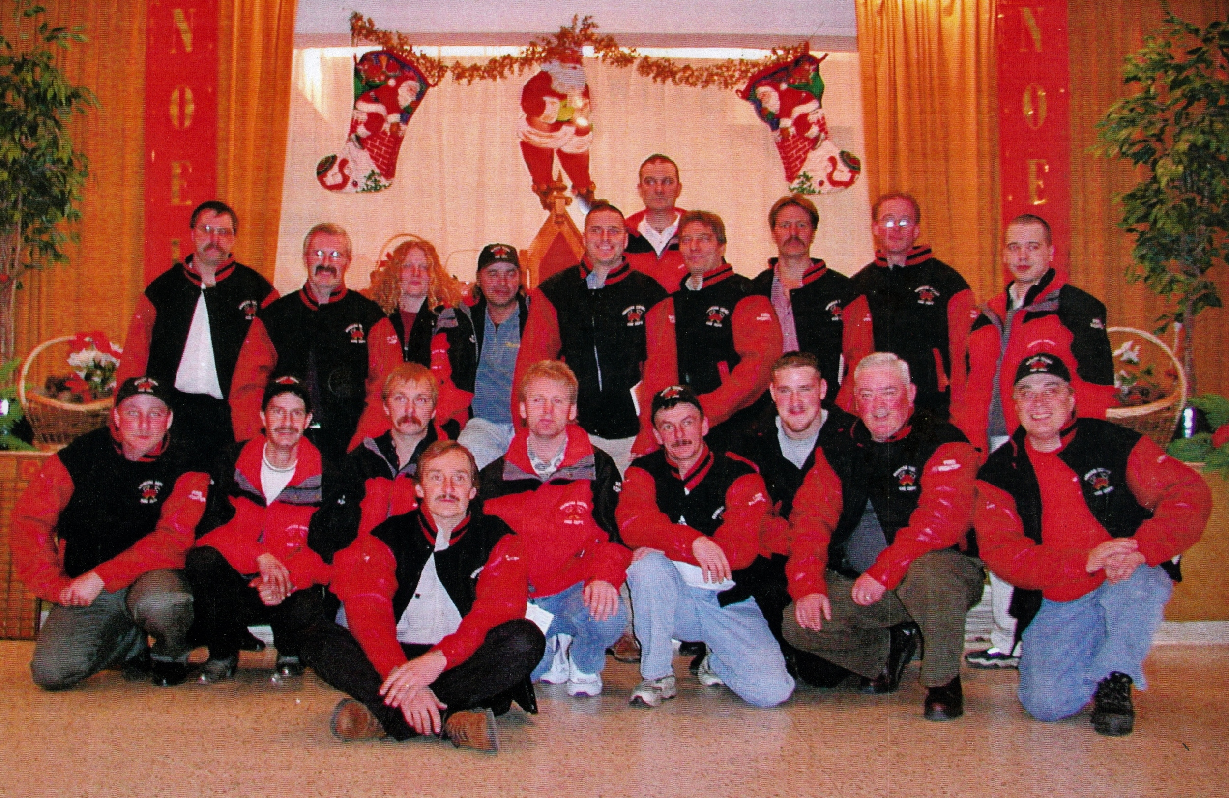2002 Firemen's Christmas Party