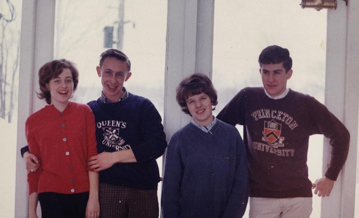 Sally Bleecker, Gerald Campion, Cathie Jones, Patrick Shannon