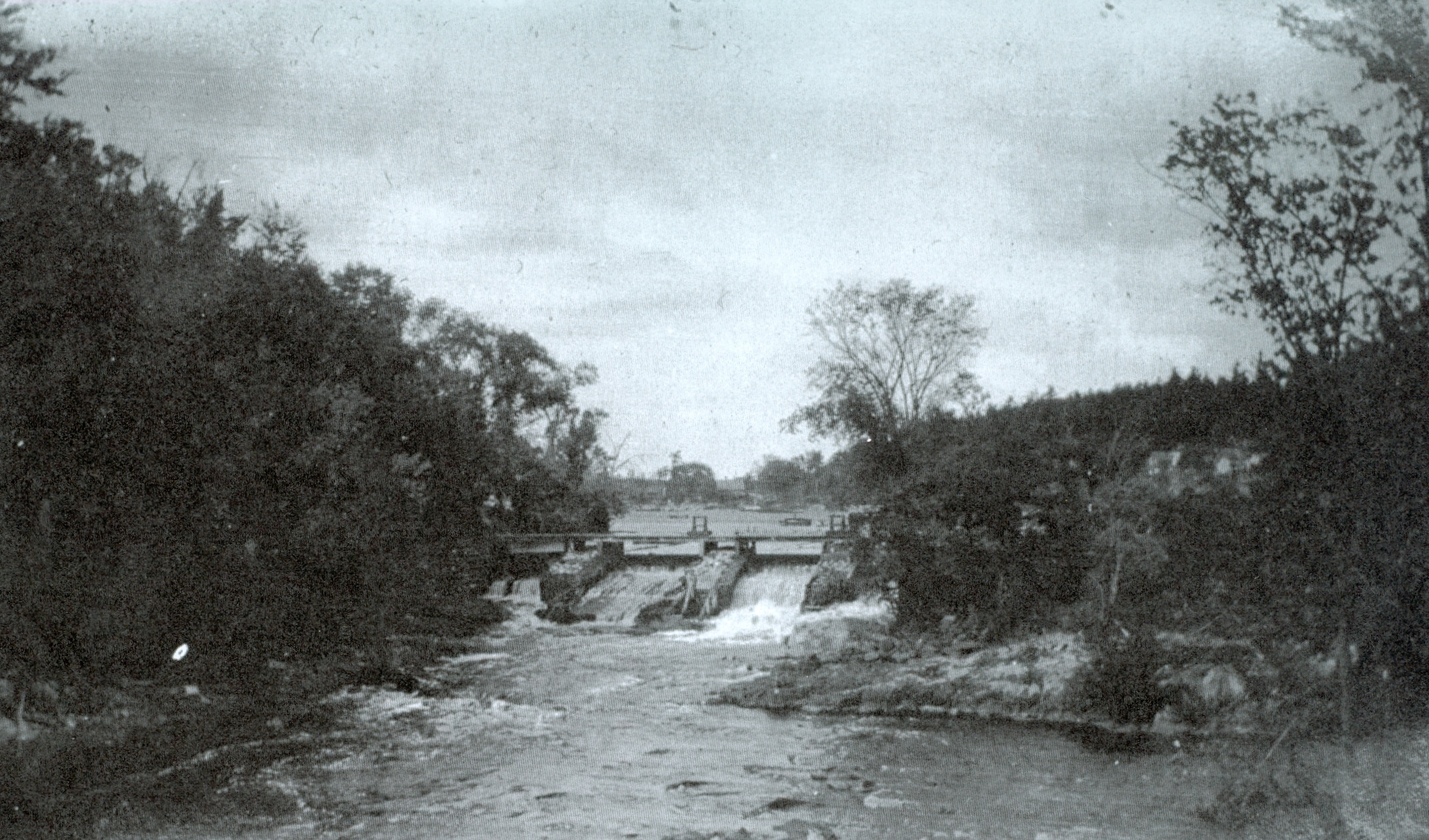 Marmora dam west side,  Crowe River .jpg