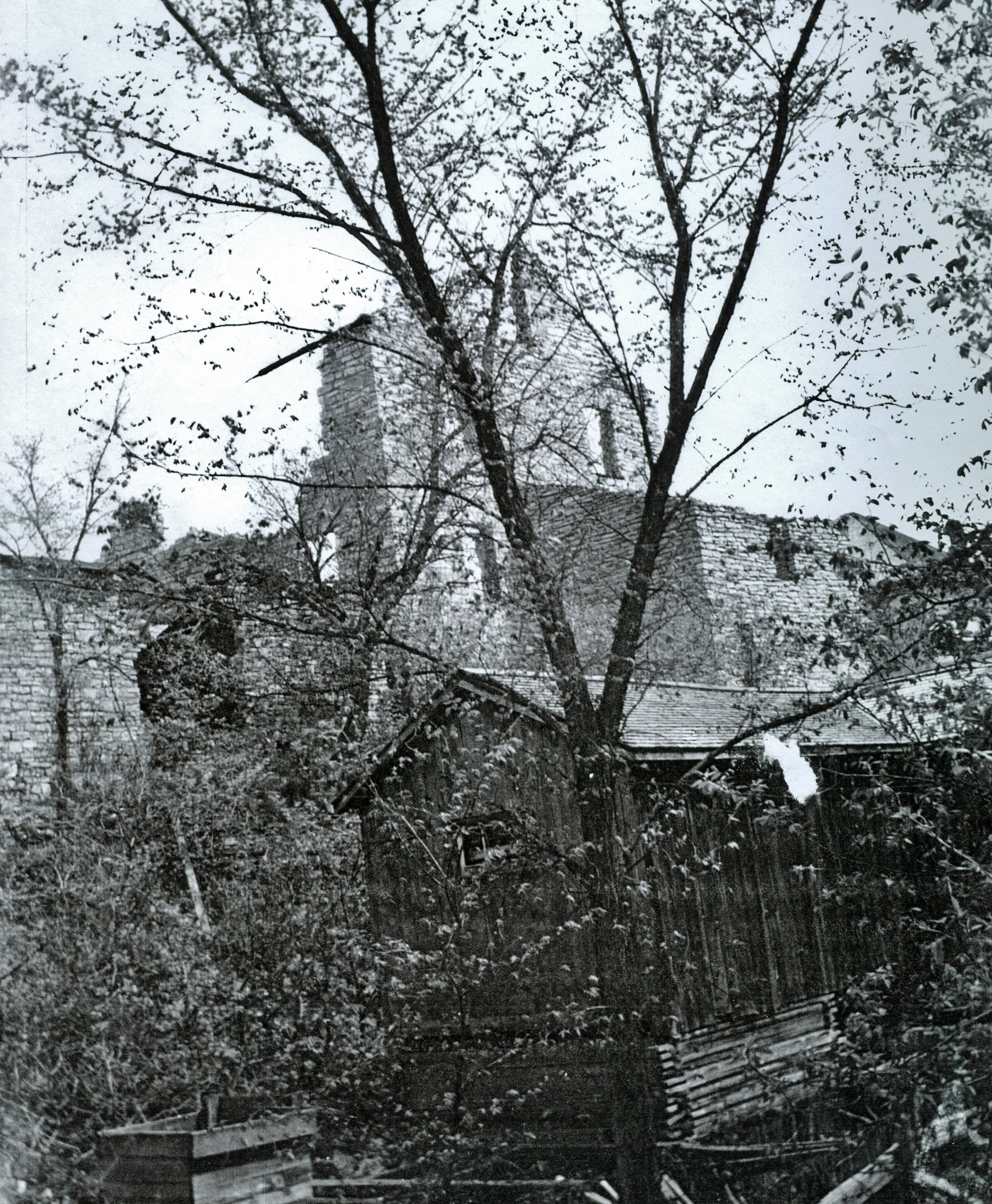 The pearce grist mill