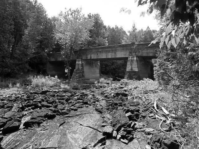 Bridge over Jelly Rapids (Glanmire)