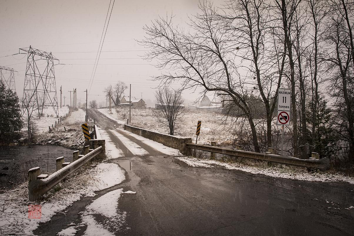 Beaver Creek Road Bridge Photo by Davillusion