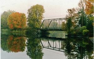 The Old RiverVIEWCrescentBridge
