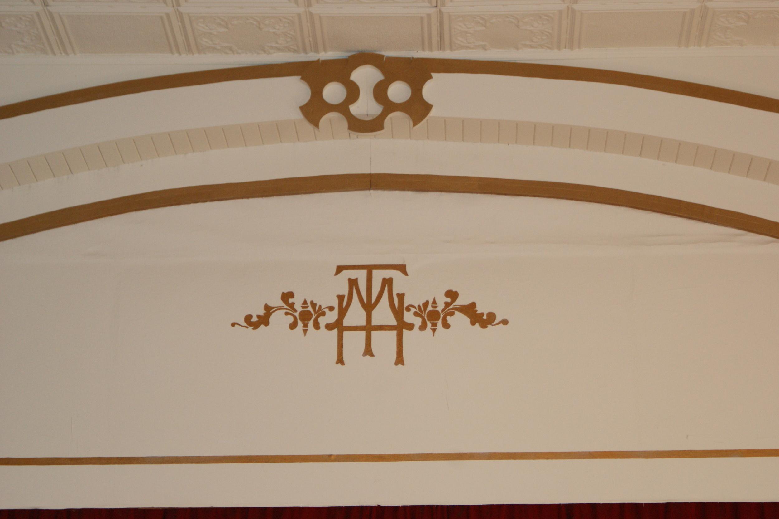 Marmora Town Hall interior .JPG