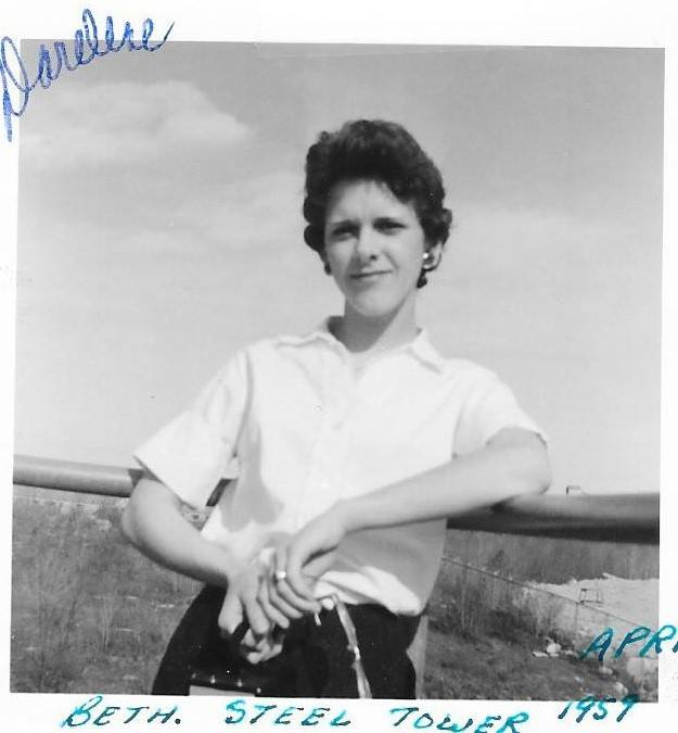 Darlene Newton 1959 lived on Hayes St. with her widowed Mother Myrtle Newton.