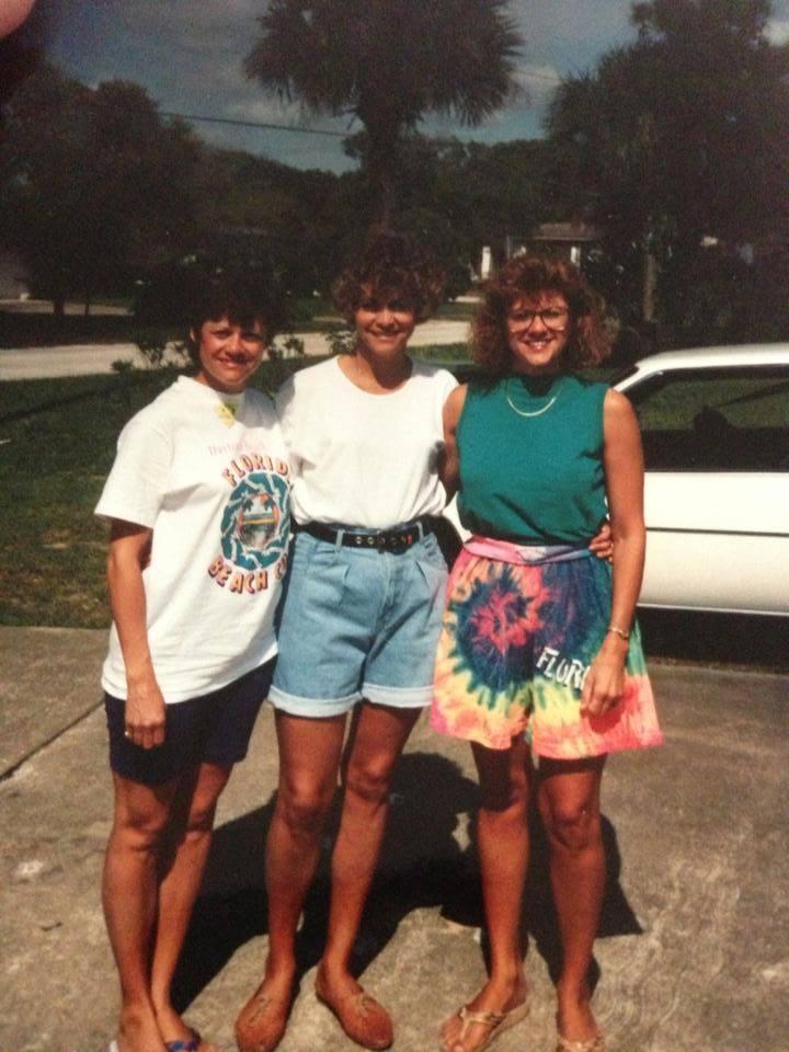 Sharon McGarvey Gerber twin sisters Janice McGarvey Pitt and Janet McGarvey Calnan