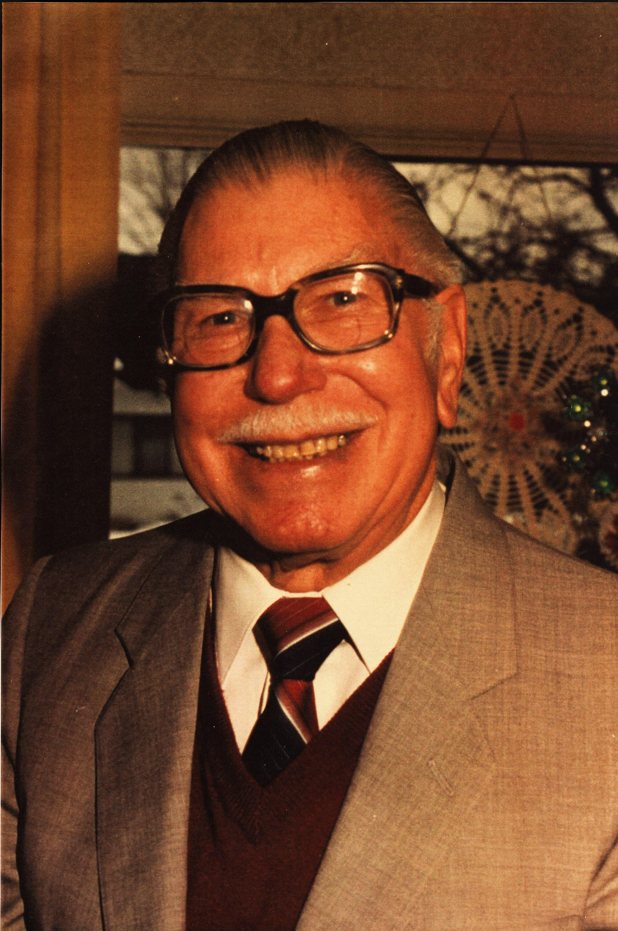 Jack Grant 1980