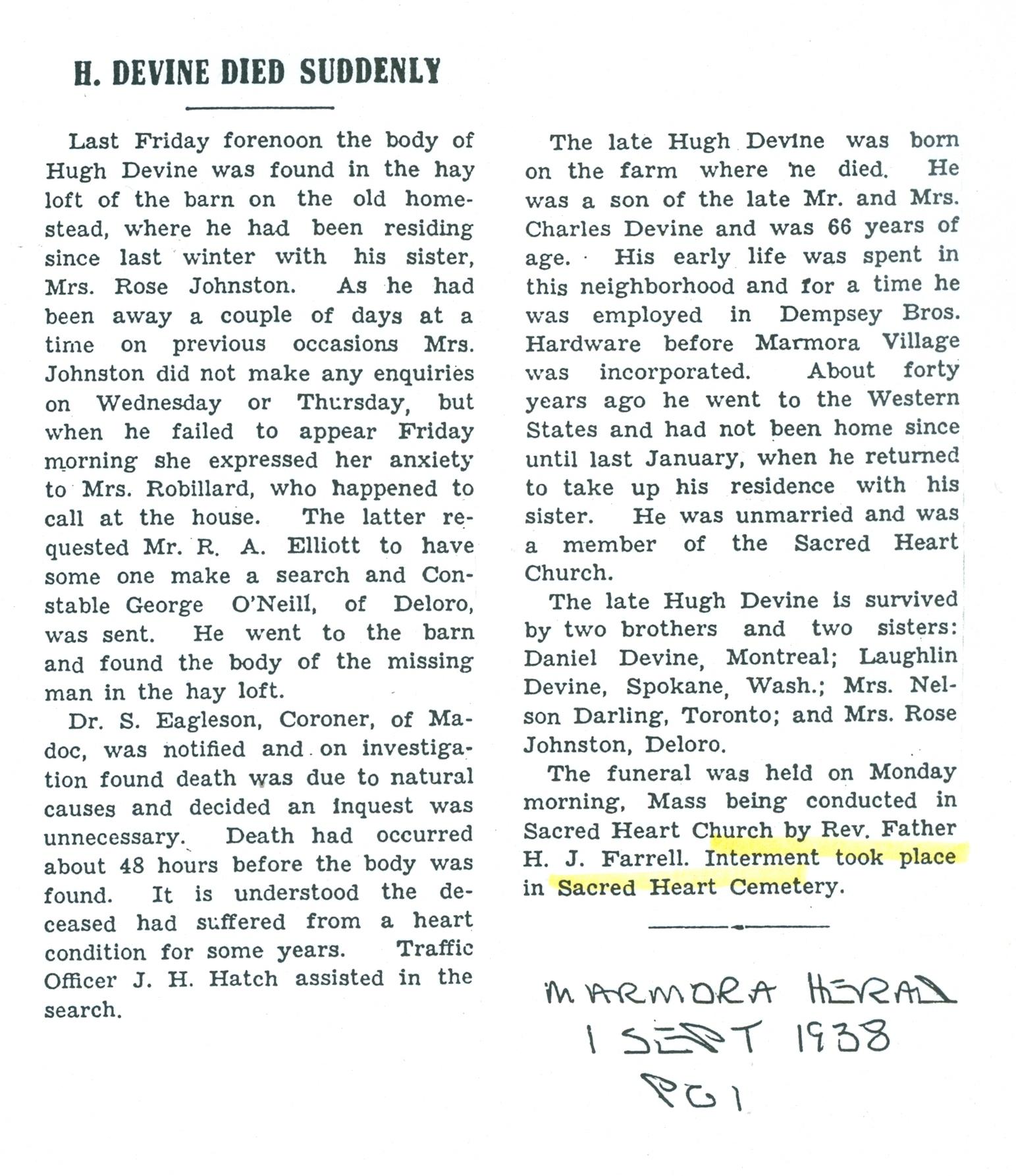 Devine, Hugh, - 1938.jpg