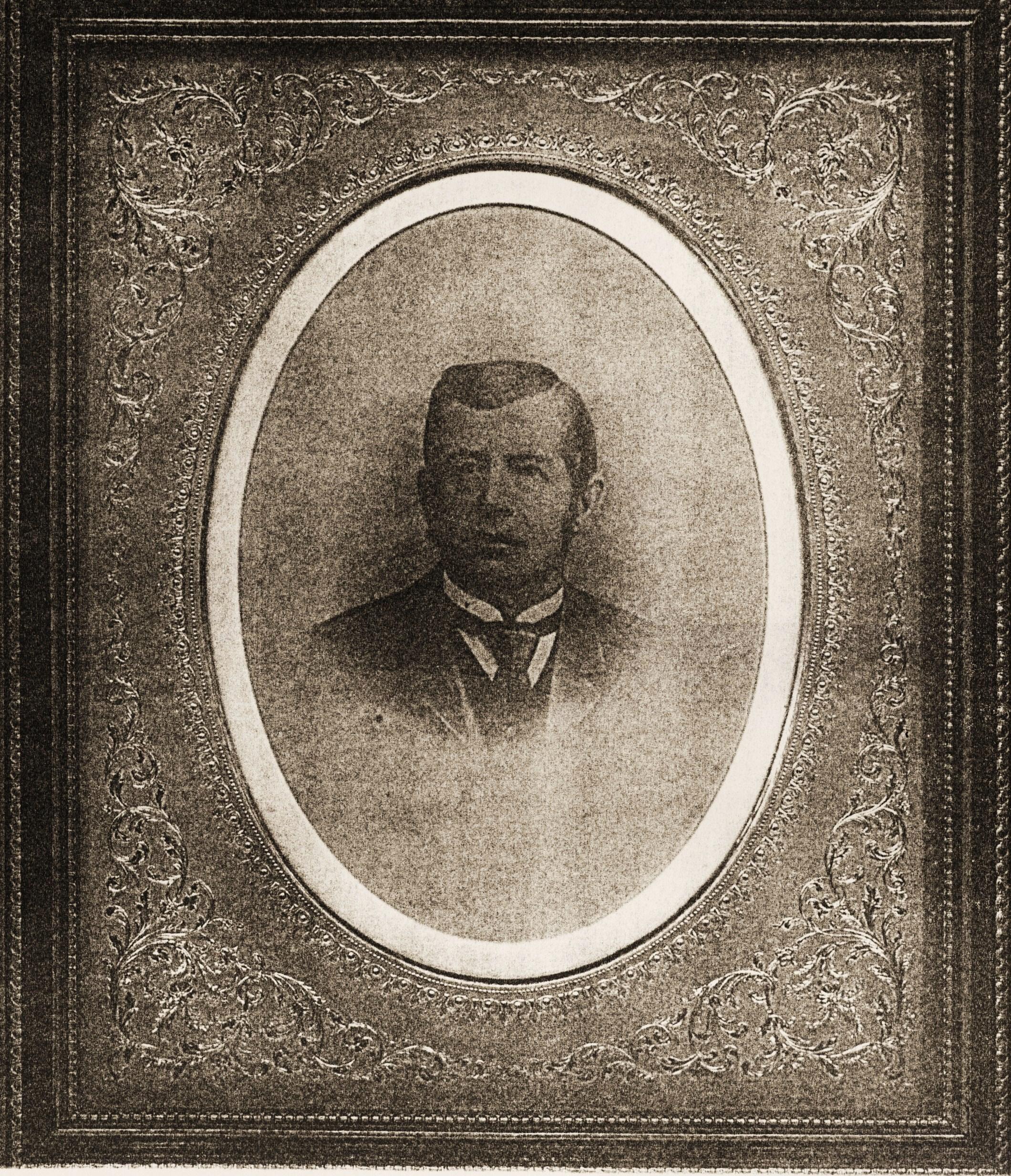 George William Bleecker 1824 - 1895