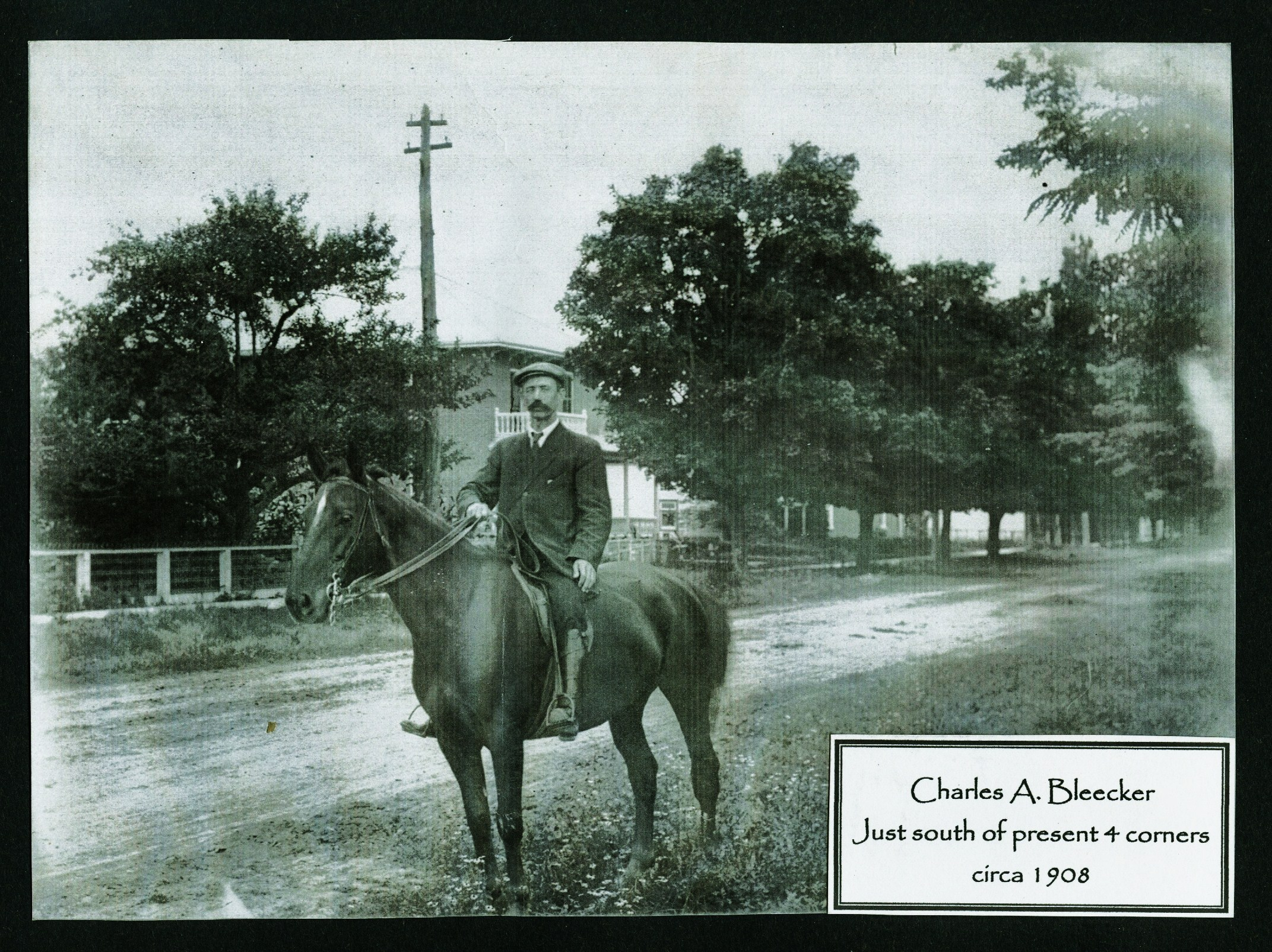 1908 Charles A. Bleecker