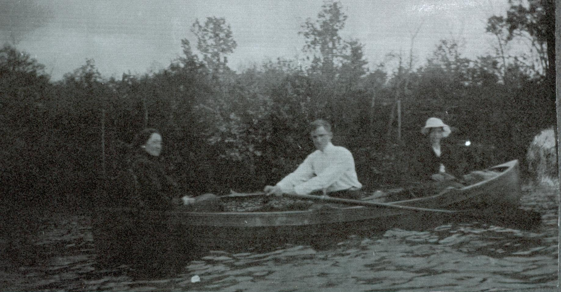 Crowe Lake boating wooden boat.jpg