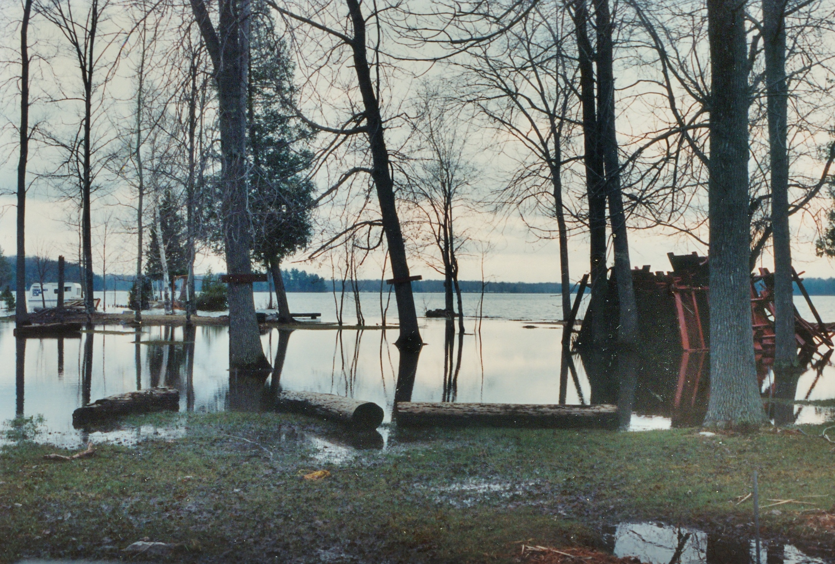 Booster Park Flood,  Crowe Lake Sailing school (2).jpg
