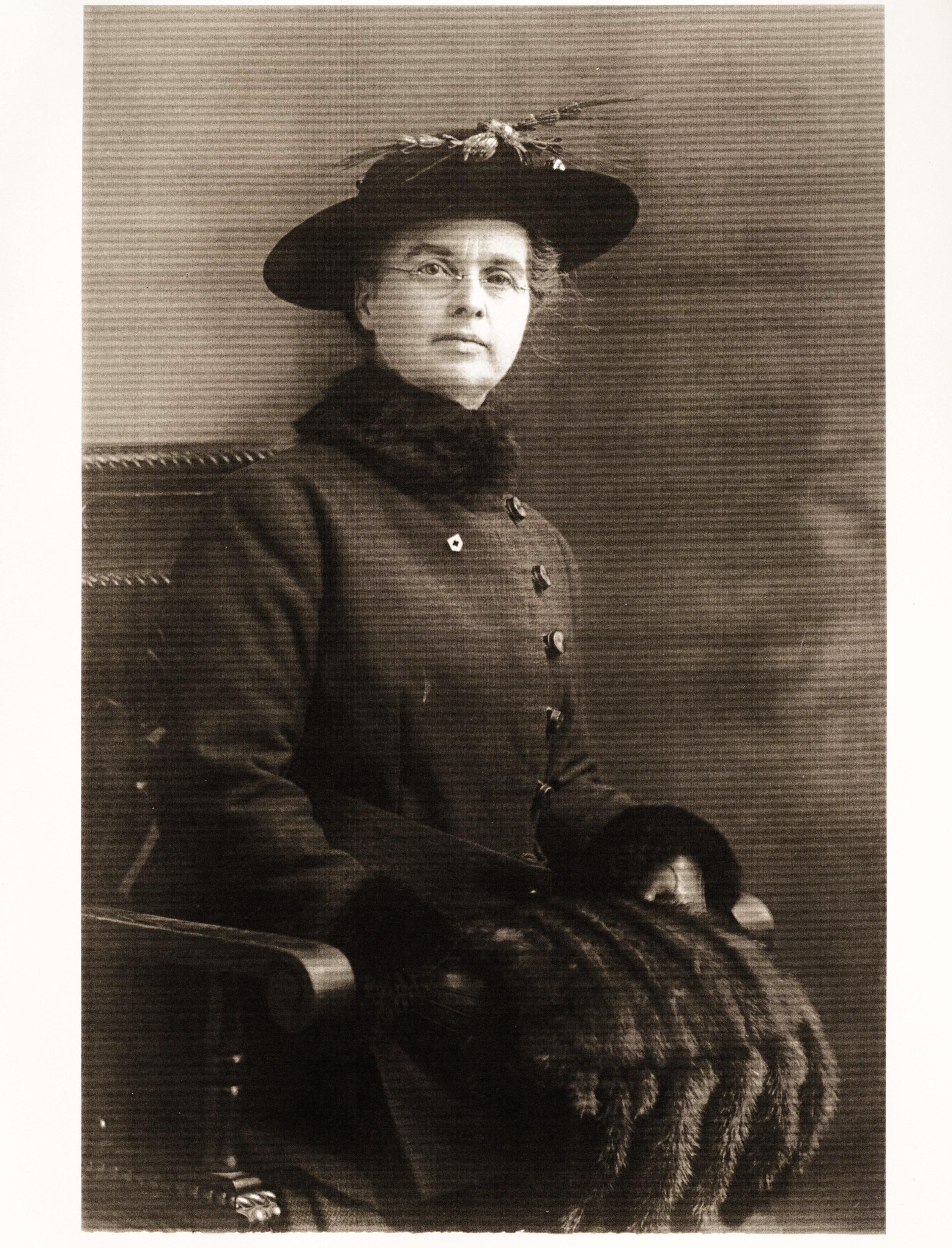 Mrs. Charles (cora) Bleecker