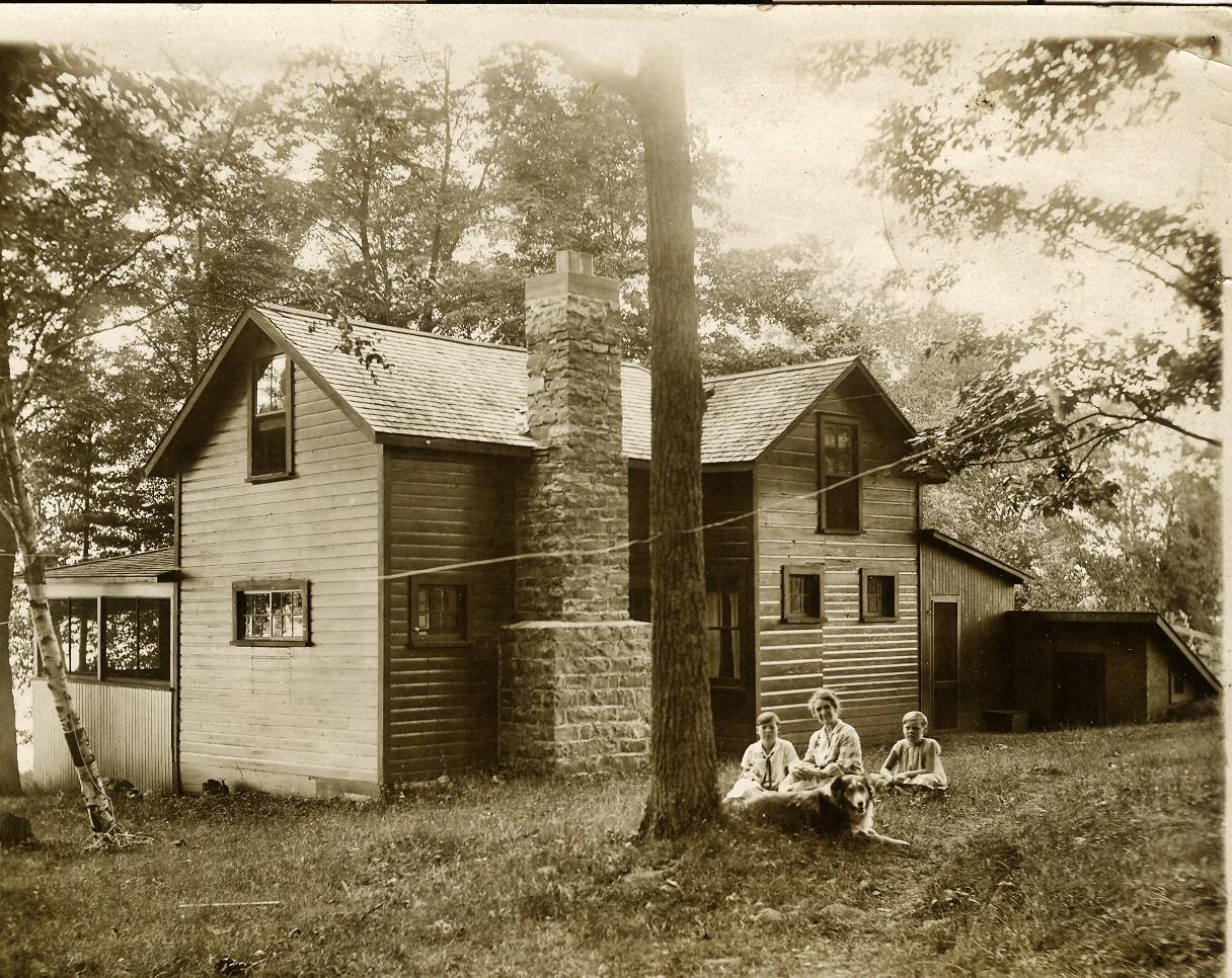 Bowen Cottage (Glover cottage)Feb. 1, 1911