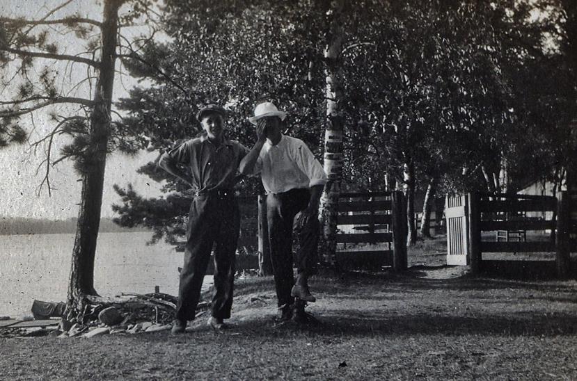 Crowe Lake Jim Parker