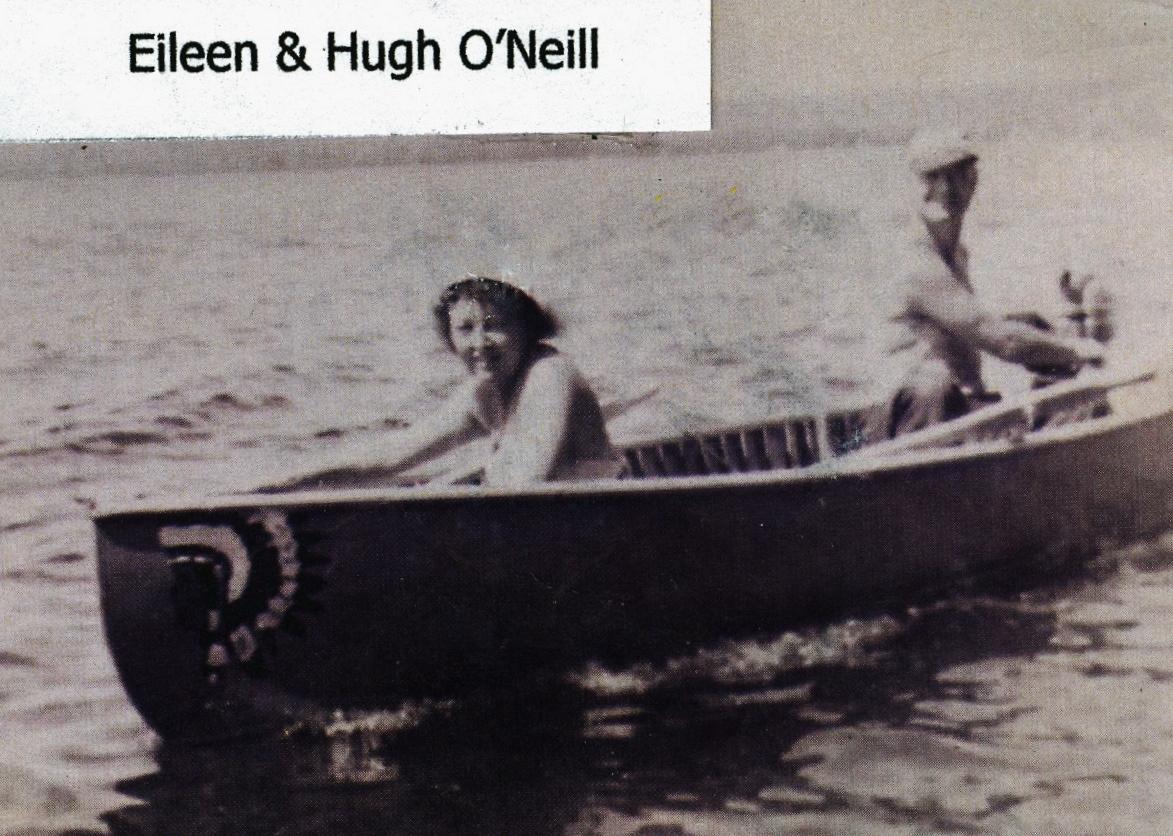 Eileen O'Neill, Hugh O'Neill, Crowe Lake