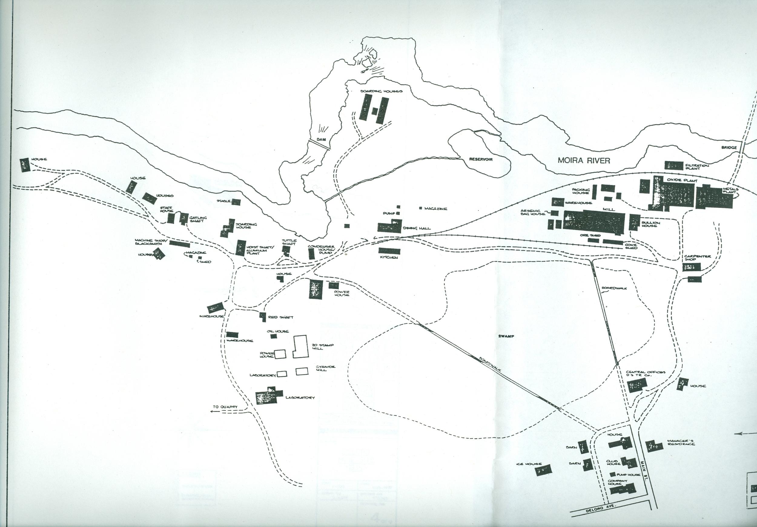 Map of Deloro site 1920.jpg