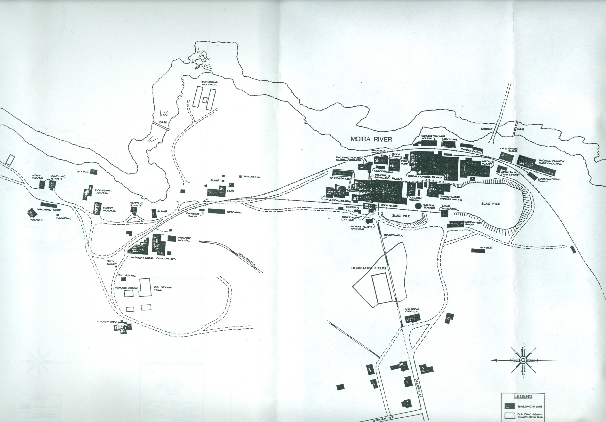 Map of Deloro site 1939.jpg