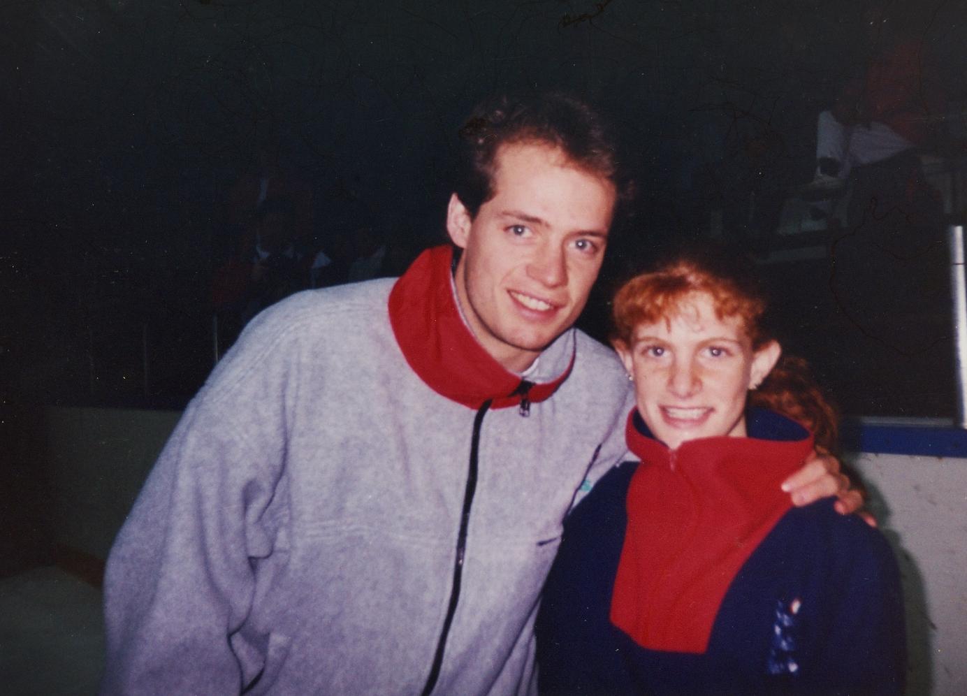 1993 Stefanie Partridge & Kurt Browning, Toronto