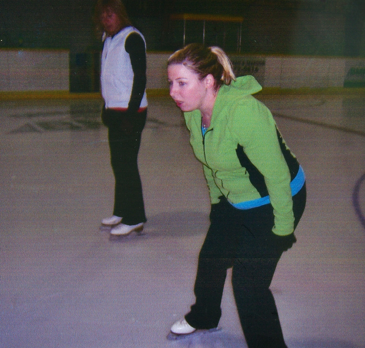 Coach Lindsay Cher