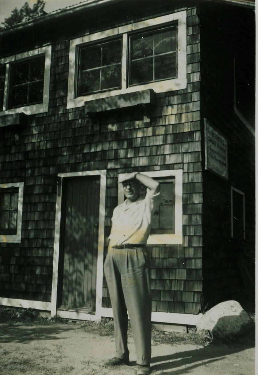 1957 George Gallenger