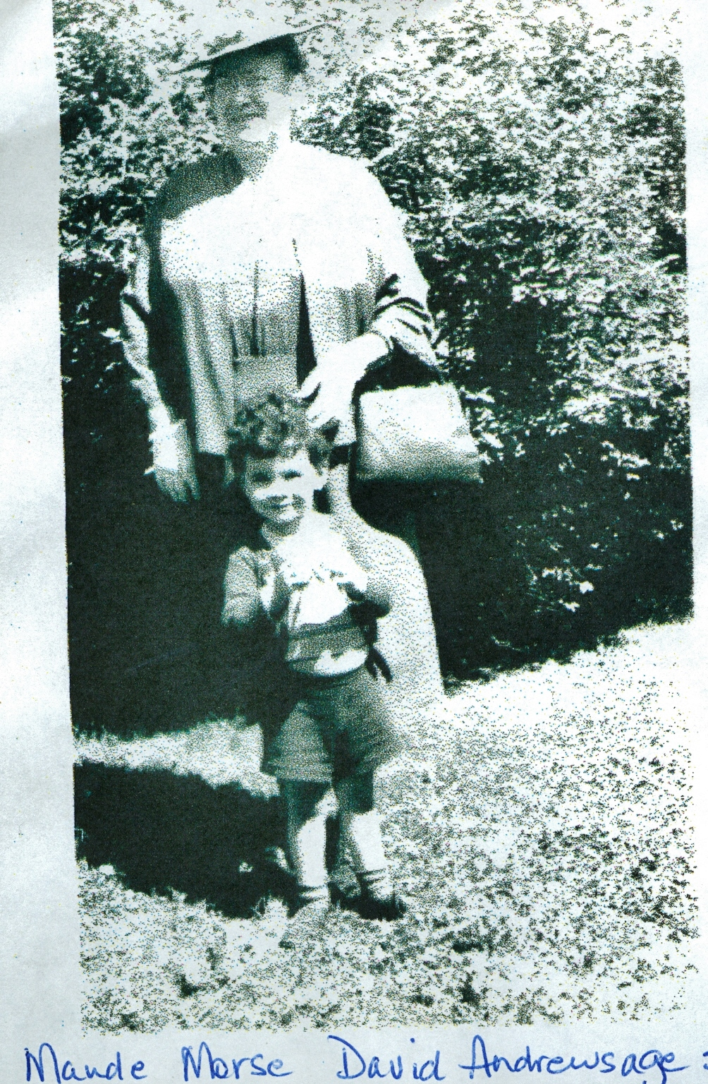 Maude Morse, David Andrews (3)
