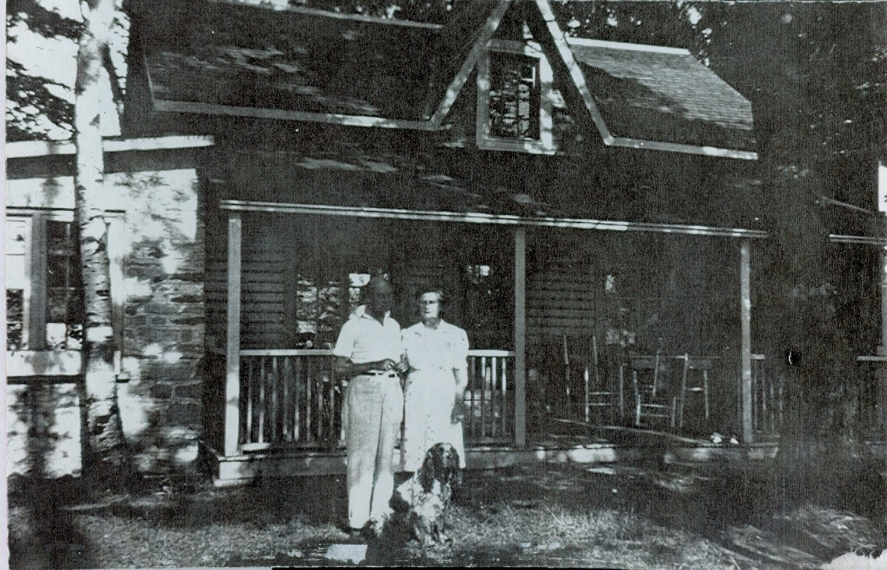 Jim & Lillian Parker & Amos 12th AnniversarySept. 3, 1941
