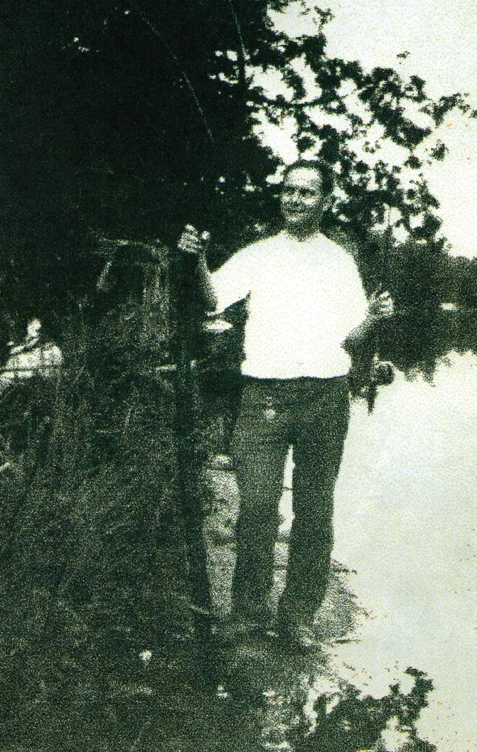 Crowe Lake, Jack Morse