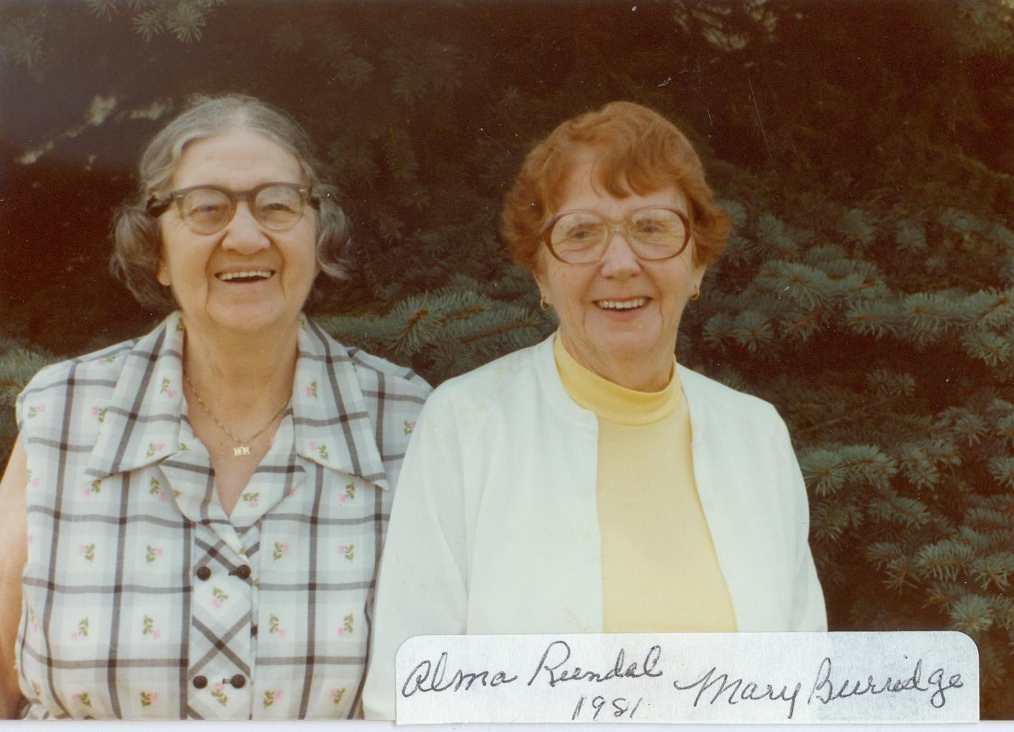 Alma Rundle, Mary Burridge.jpg