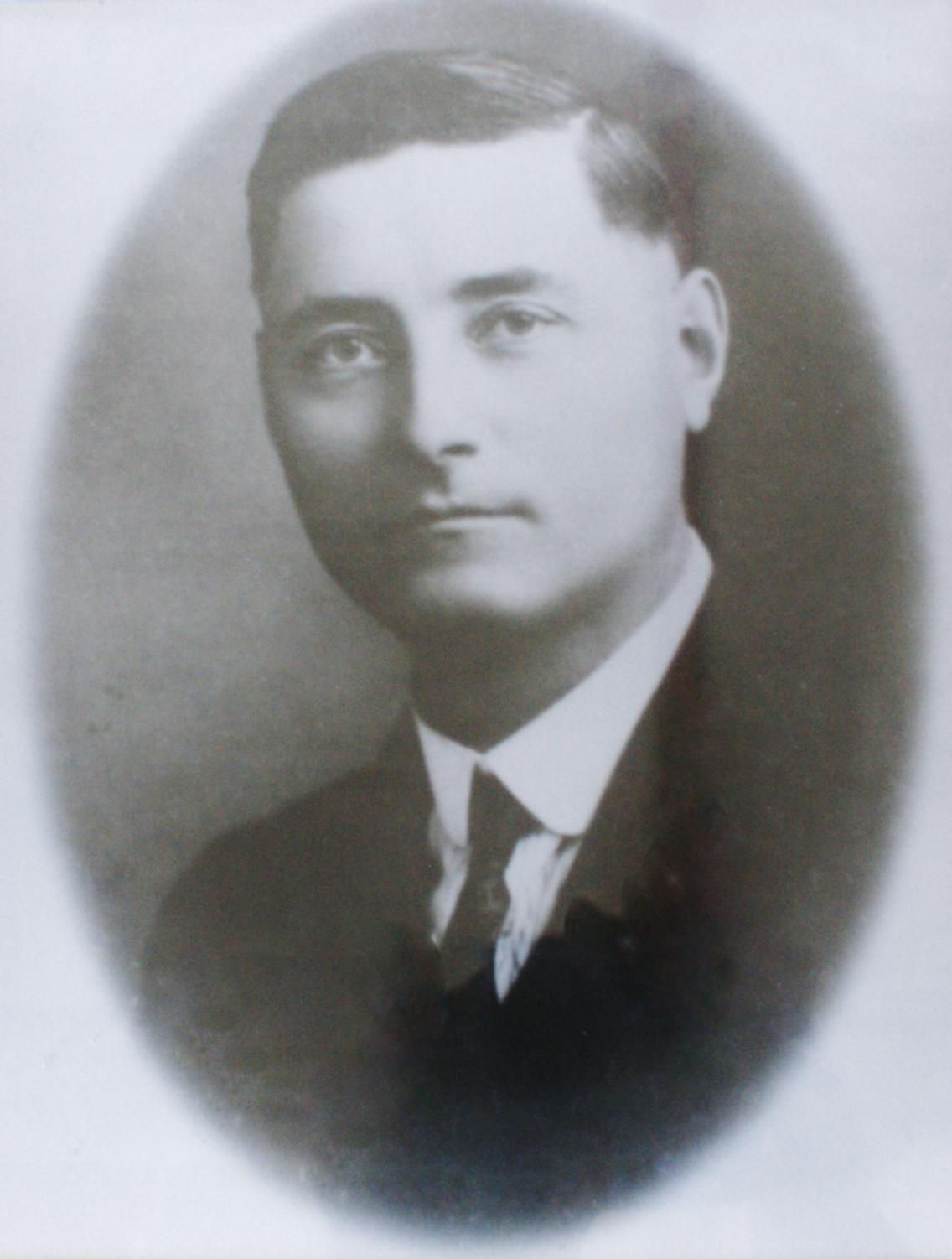 G.B. Airhart, Secretary-Treasurerof the Marmora Herald Printing Co. Ltd.